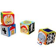 Winfun kostky - Didaktická hračka