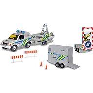 2-Play policejní set - Auto