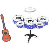 Bubny modré - Hudební hračka