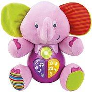 Winfun slon růžový - Didaktická hračka