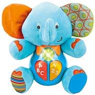 Winfun slon modrý - Didaktická hračka
