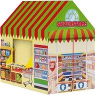 Dětský domeček Látkový obchod