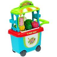 Stánek z ovocem - Dětský domeček