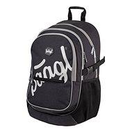 BAAGL Školní batoh Core Logo Reflex - Školní batoh
