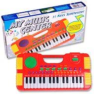 Elektronické klávesy 31 kláves - Hudební hračka