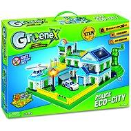 Greenex - Eko-město Policie