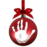 Pearhead Vánoční ozdoba s otiskem - Set