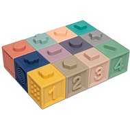 Canpol babies Měkké hrací kostky 12 ks - Hračka pro nejmenší
