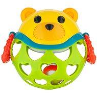Canpol babies Zelený medvídek - Chrastítko
