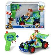 Dickie RC Toy Story Buggy s Woodym - RC auto na dálkové ovládání