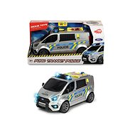 Dickie Policejní Ford Transit - Auto
