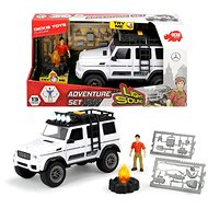 Dickie Mercedes V8 Adventure set - Auto