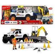 Dickie Road Construction Set - Auto