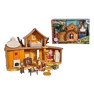 Simba Máša a medvěd Velký dům medvěda - Domeček pro panenky