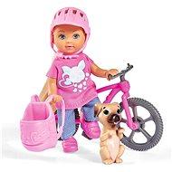 Simba Evička s bicyklem - Panenka