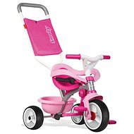 Smoby Be Move Confort Tricycle, Pink - Tricycle