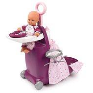 Smoby Baby Nurse Nursery kufřík 3v1 - Doplněk pro panenky