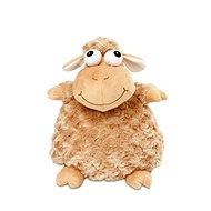 Ovečka vykulená béžová - Plyšák