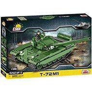 Cobi Tank T-72 M1 - Stavebnice