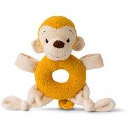 Mago Opička žlutá Chrastítko - Chrastítko