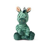 Ziko Zebra zelená - Hračka pro nejmenší