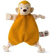 Mago Opička žlutá Usínáček - Hračka pro nejmenší