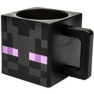 Minecraft Enderman Plastový Hrnek - Dětské nádobí