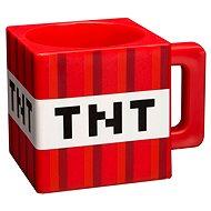 Minecraft TNT Hrnek - Dětské nádobí