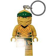 LEGO Ninjago Legacy Zlatý Ninja svítící figurka - Svítící klíčenka