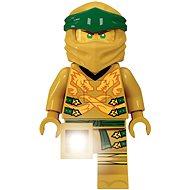 LEGO Ninjago Legacy Zlatý Ninja baterka - Svítící figurka