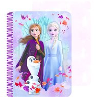 Frozen II Notebook 3D - Notebook