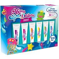 AquaDabra - 6 barev - Příslušenství ke kreativní sadě