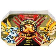 Treasure X dračí poklad
