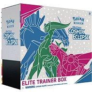 POK: SM12 Cosmic Eclipse Elite Trainer Box - Karetní hra