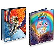 Pokémon: SM12 Cosmic Eclipse - A5 album na 80 karet - Karetní hra
