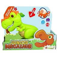Interaktivní hračka Junior Megasaur: T-Rex - zelený - Interaktivní hračka