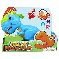 Interaktivní hračka Junior Megasaur: T-Rex -modrý - Interaktivní hračka