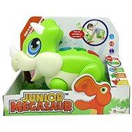 Interaktivní hračka Junior Megasaur: Triceratops se zvuky - Interaktivní hračka