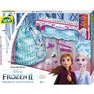 Pletací stůl Disney Frozen II - Kreativní sada
