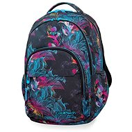 CoolPack Basic Plus Vibrant Bloom - Backpack