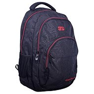 CoolPack Basic Topography Red - Batoh