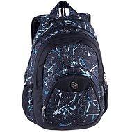 Pulse 2v1 Teens Blue Spark - Batoh