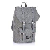 Head Retro grey HD-276 - Městský batoh