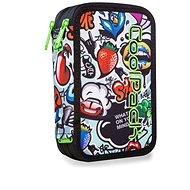 CoolPack Jumper 3 Graffiti - Penál
