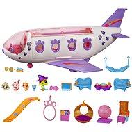 Littlest Pet Shop Letadlo - Herní set