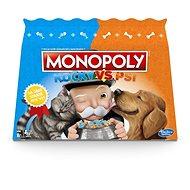 Monopoly Kočky vs Psi - Desková hra