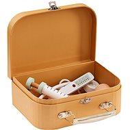 Doktorský kufřík přírodní - Herní set
