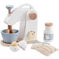 Kuchyňský robot dřevěný Bistro - Herní set