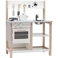 Kuchyňka dřevěná Natural White Bistro - Kuchyňka