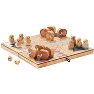 Wooden Neo Don't be Mad - Board Game